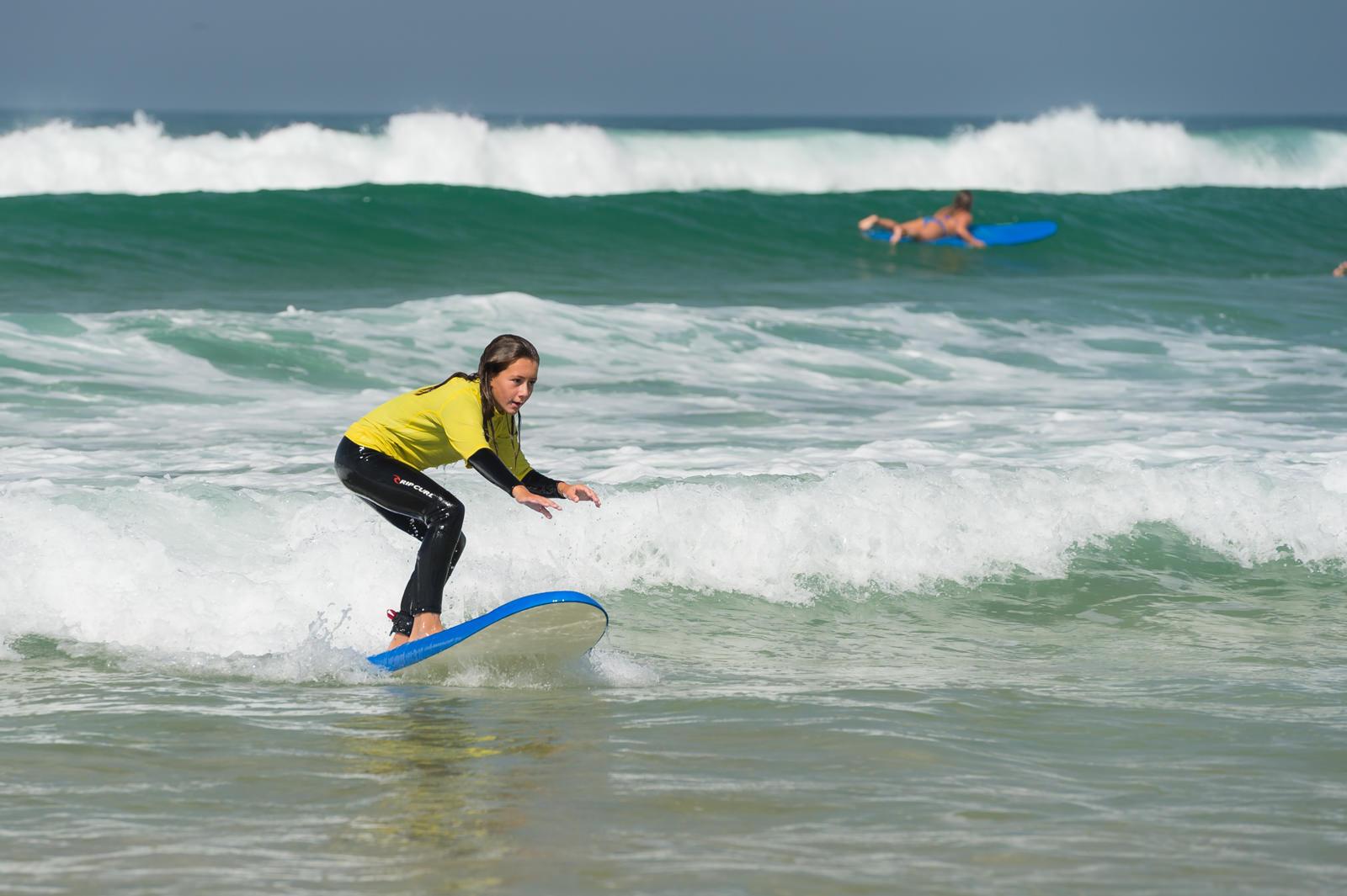 Apprenez les bases du surf