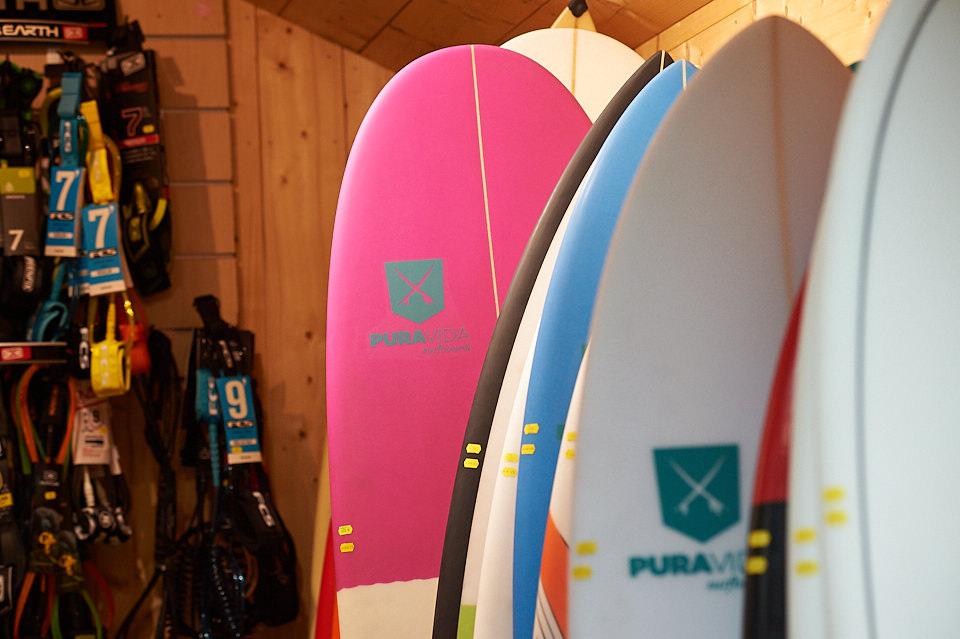 Planches de surf PURAVIDA
